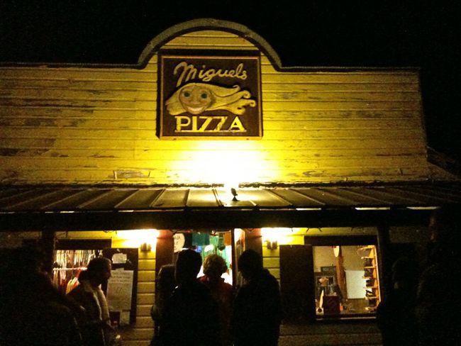 Miguel's Pizza and Climb Shop